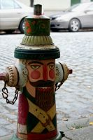 FireHydrant Soldier by Dom410