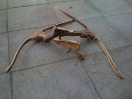 Demon hunter crossbow by Misikat