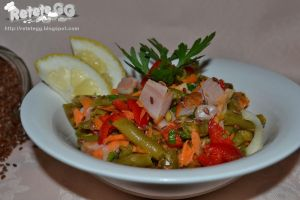Green Bean Chicken Salad by DanutzaP