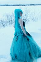 The Winter Blues by articunolugialove