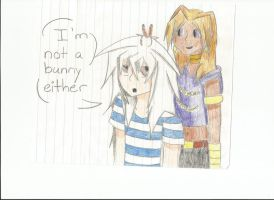Not A Bunny! by KittyKat13106