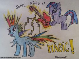 Some Kind Of Magic Colors by 666inflames666