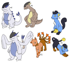 AT: Adopts batch 8-ALL HELD by Cheru-Hime