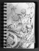 5x7 Marvel2 by thelearningcurv
