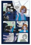 Batgirl - Page 4 color by Protokitty