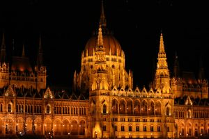 One Night at Orszaghaz - Budapest by Sophie-Wieland