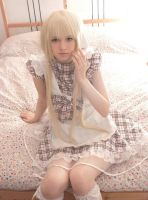 Chii Chobits 4 by Seranaide