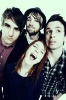 paramore by rustysneakers