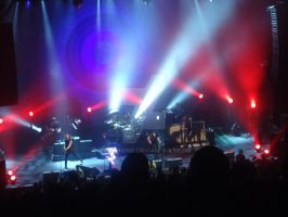 The Killers - 06/11/13 London by Tatmione