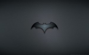 Wallpaper - Batman Begins 'Chest Bat' Logo by Kalangozilla