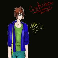 Cory Anderson by pookalook