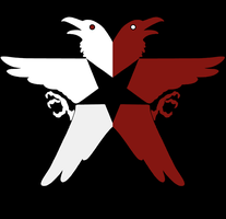 Delsin's White And Red Crow Clean by Linkmaster101