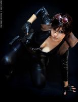 Got you. by Shermie-Cosplay
