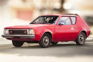 Red Gremlin by neurophonix
