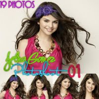 Selena gomez photoshoot 01 pack by ximenitha