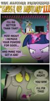 PONY SHORTS - ''THE APPLE OF DISCORD'' (3/3) by PONYMAAN