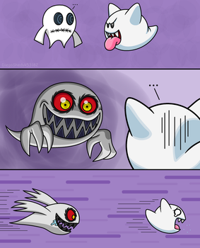 Fail Scary by DiegoShedyk53182