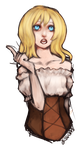 Commission - Akia Walker - Arya - Gaiaonline by Essuom