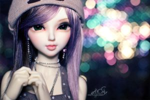 Colorful Bokeh by tinaheart