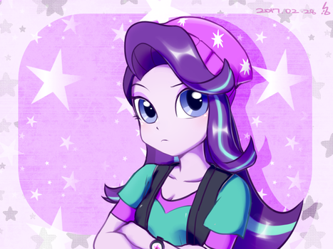 Equestria Girls Starlight Glimmer by Haden-2375
