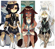 (CLOSED) Adopt Set 3 by TerraTerrific