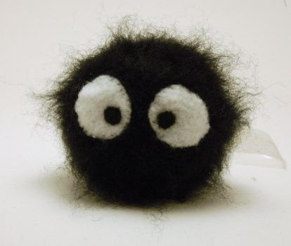 Soot Sprite by CaptainDammit