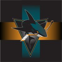 san jose sharks version by kenjiron