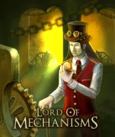 Lord of Mechanisms by Ronamis