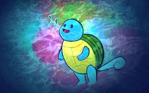 Squirtle by jrodri21