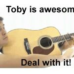 Toby is awesome by LjubaM
