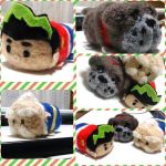 American dragon tsumtsum by moyashi252525