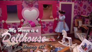 My House is a Dollhouse...and I'm Loving it by darkmercurius