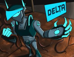 Walking City OCT: Delta Teaser by Gallant-Art