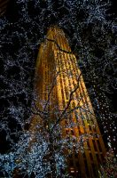 ~ Holidays At the Rockerfeller Building ~ by Jphotography-LUV