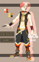 [CLOSED] Auction Adopt 02 by 0w0b