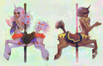 carousel by Chaotic-Muffin