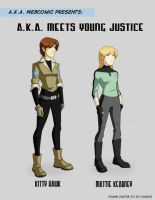 Young Justice Incentive by ComickerGirl
