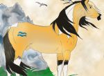 Spirit of the Indian Horse by mustang-spirit