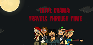 Total Drama: Travels Through Time Group Shot by Galtguy