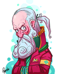 Old Fancy Geezer by pegosho