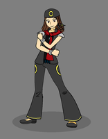 Gym Leader Diane Rough Draft by snowcloud8