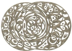 Abstract Celtic Art by stardrifting
