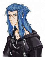 Grumpy Saix Collab - Colors by BlindTaleTeller