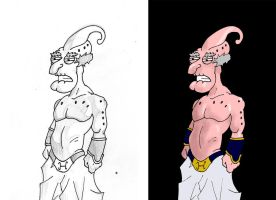 Dragonball Z - X - Family Guy by cabs-bodge