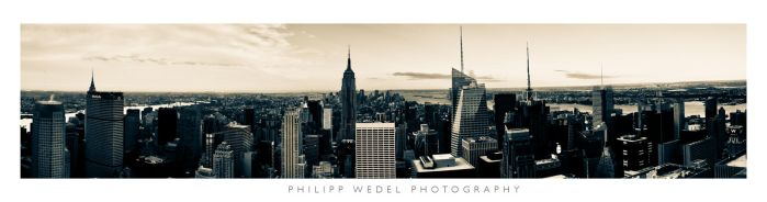 Top of the Rock New York II by Neorun