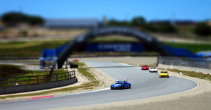 Mazda Laguna Seca Turn 4 by No121Else