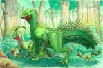 Sceptile by Men-dont-scream