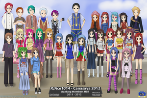 RJAce1014 Class of 2012 by RJAce1014
