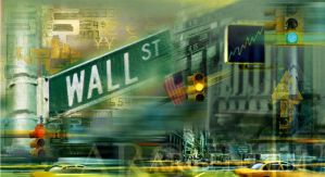 WALL STREET by illugraphy