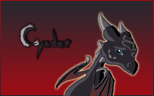 Cynder : colored by floravola
